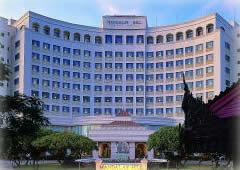 マンダレーリゾートホテル外観