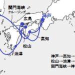 風薫る四国と広島・宮崎・韓国 8日間